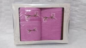 Komplety Ręczników 3-częściowy